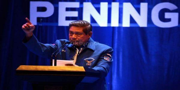 Presiden Susilo Bambang Yudhoyono (Foto: Dok. Okezone)