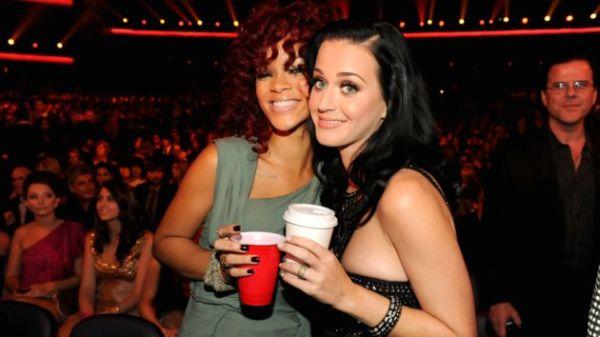 Katy Perry & Rihanna Akhiri Perang Dingin