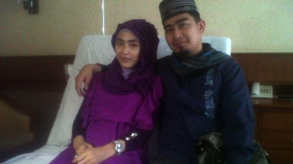 Ustadz Solmed Jadi Protektif Sejak April Hamil
