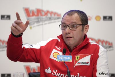 Stefano Domenicali. (Foto: Reuters)