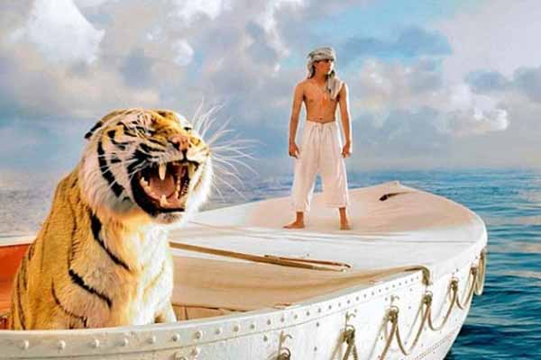 Life of Pi Sudah Dapat Dua Oscar