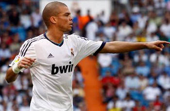 Pepe (Foto: Real Madrid FC)