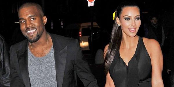 Hamil di Luar Nikah, Kim Kardashian Dianggap Kena Karma