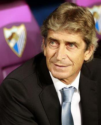Manuel Pellegrini - Pelatih Malaga (Foto: ist)