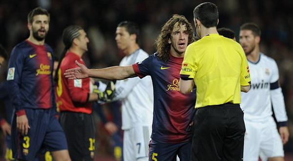 Laga El Clasico bukan hanya mempertaruhkan gengsi, melainkan juga selalu menghadirkan tensi tinggi. (Foto: ist)
