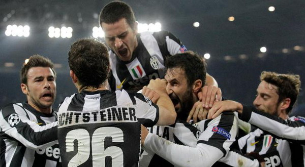 Juventus. (Foto: Reuters)