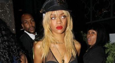 Takut Diserang Lagi, Rihanna Sewa Lima Bodyguard