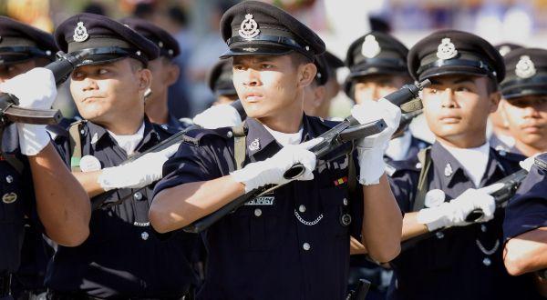 Polisi Malaysia siap hadapi pihak Kesultanan Sulu (Foto: AP)
