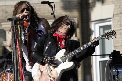 Aerosmith (Foto: Reuters)