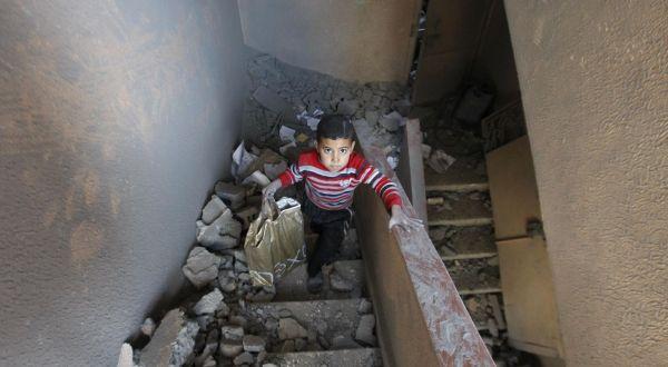 Anak-anak di Palestina (Foto: AP)