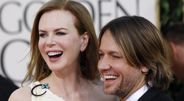 Keith Urban Tergila-gila pada Nicole Kidman