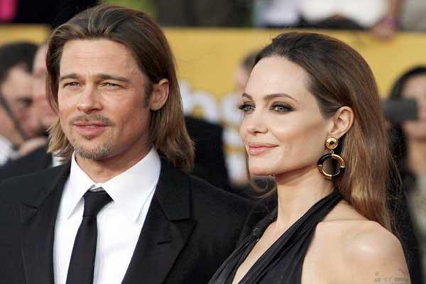 Brad Pitt dan Angelina Jolie Nikah Mei?