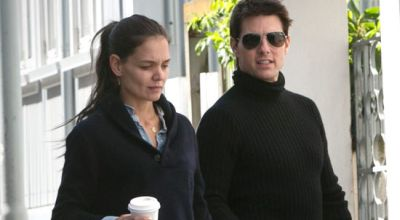 Cerai, Tom Cruise & Katie Holmes Lebih Bahagia
