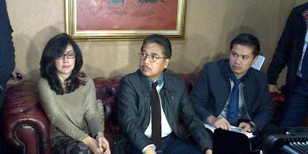 BNN Bingung Disebut Paksa Keluarga Raffi Pecat Hotma Sitompul