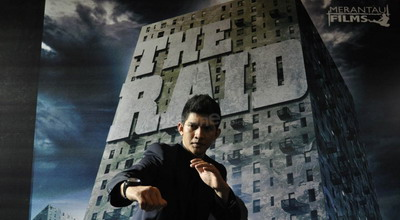 The Raid 2 Akan Dirilis di Hollywood