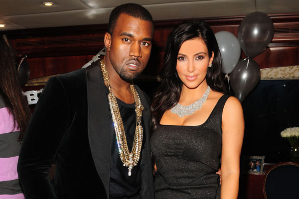 Kim Kardashian Menderita Saat Hamil