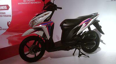 Harga tersebut sudah berstatus on the road DKI Jakarta. Honda Vario