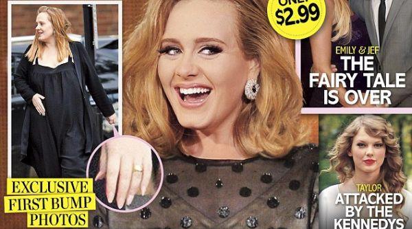 Adele Rencanakan Pernikahan Rahasia
