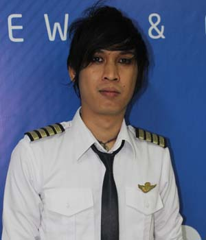 "Arthur ""Pilot Band"" Naksir Mitha ""The Virgin""?"