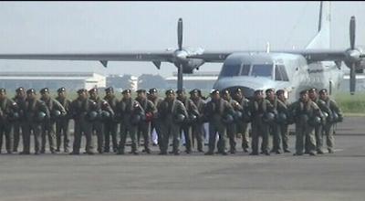 Wing Udara 1 Puspenerbal Juanda (Dok: Pramono Putra/Sindo TV)
