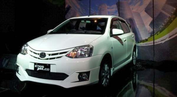 Toyota Etios Valco (foto: Azwar/Okezone)