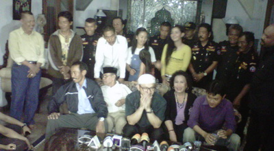 Serang Balik, Adi Bing Slamet Kumpulkan Korban Eyang Subur