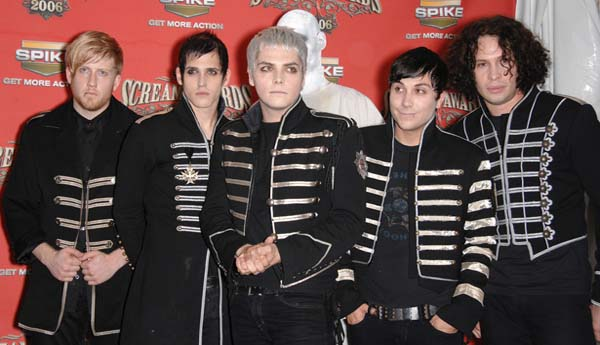 My Chemical Romance (foto: Rawstory)