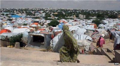 Kamp Pengungsian Somalia (Foto: AFP)