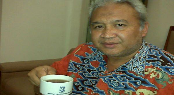 Rektor ITB Akhmaloka. (Foto: Iman Herdiana/Okezone)