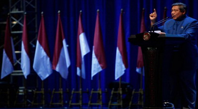 Susilo Bambang Yudhoyono (Foto: Dede Kurniawan/Okezone)
