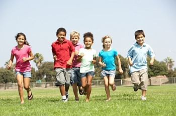 Ingin Anak Aktif & Sehat? Kuncinya  Ini