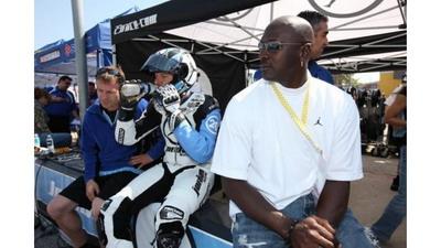 Michael Jordan (kanan).(foto:IST)