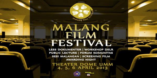 24 Film Bersaing dalam Malang Film Festival 2013