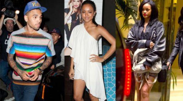 Chris Brown Ngaku Tak Bisa Lupakan Karrueche Tran