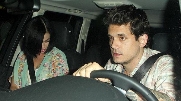 John Mayer Lebih Bahagia Putus dari Katy Perry