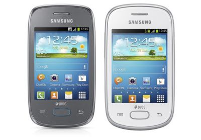 Galaxy Star dan Pocket Neo