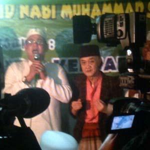 Tunggu Petunjuk, Eyang Subur Siap berangkat Haji
