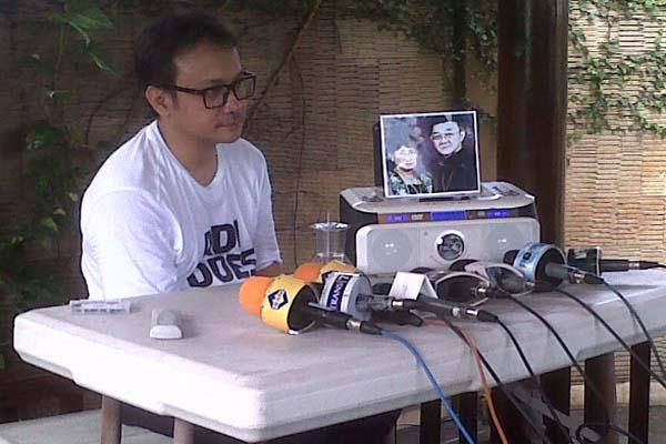 Pelapor Adi Bing Slamet Bantah Cari Popularitas