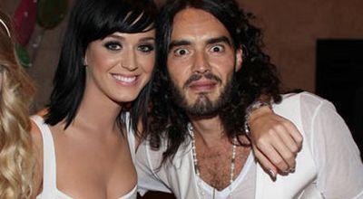 Baru Putus, Katy Perry Curhat ke Russell Brand