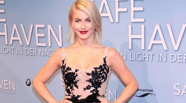 Julianne Hough Ingin Kencani Tom Cruise