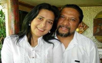Lydia Kandou & Jamal Mirdad Masih Mesra