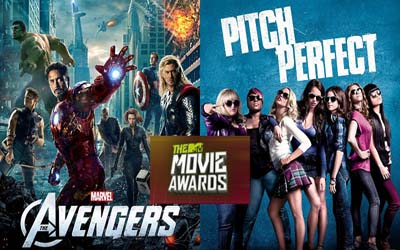 Ini Daftar Pemenang MTV Movie Awards 2013