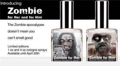 Parfum zombie (Foto: Orange)