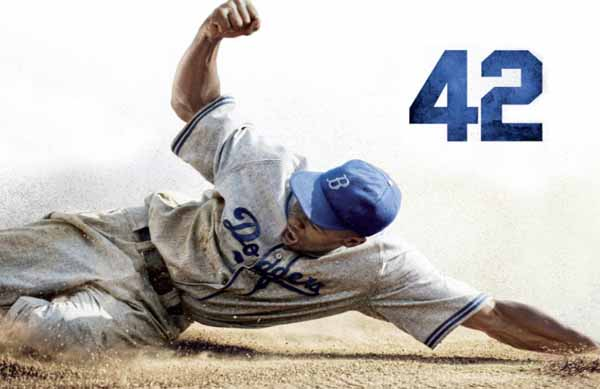 42 Pecahkan Rekor Film Baseball Box Office