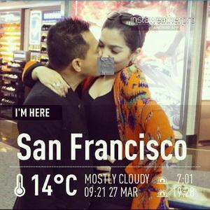 Ashanty Anggap Wajar Pamer Foto Ciuman dengan Anang