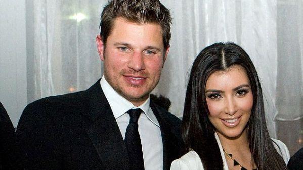 Nick Lachey Merasa Ditipu Saat Kencan dengan Kim Kardashian