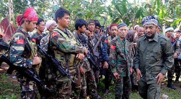 Foto : Pasukan Sulu (Philstar)