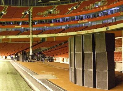 Okezone Bola - Menyimak Masalah Akustik dan Stadion