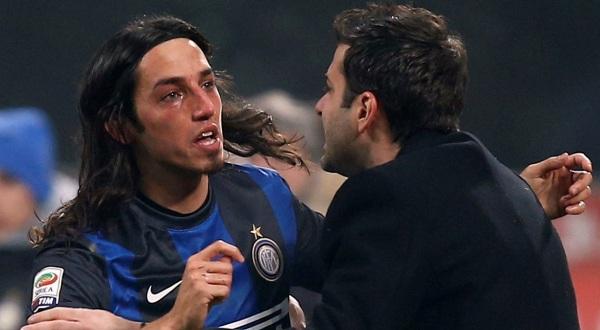 Kendati Inter Milan meraup tiga poin kala  menjamu Parma Minggu Malam  Terkini Schelotto & Jonathan Dicemooh, Strama Pasang Badan