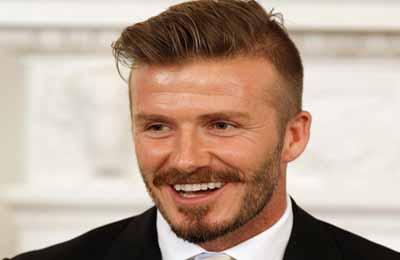 Wah, David Beckham Tak Pernah Dugem!